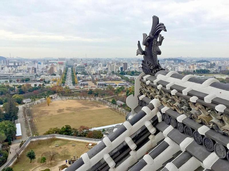 社長姫路城